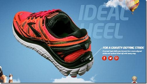 Ideal Heel